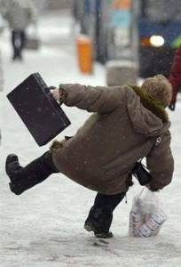 Avoid Exposure to Winter Weather-Related Litigation
